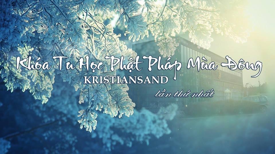 Thông Báo của KHPP Mùa Đông kỳ 1 tại Kristiansand