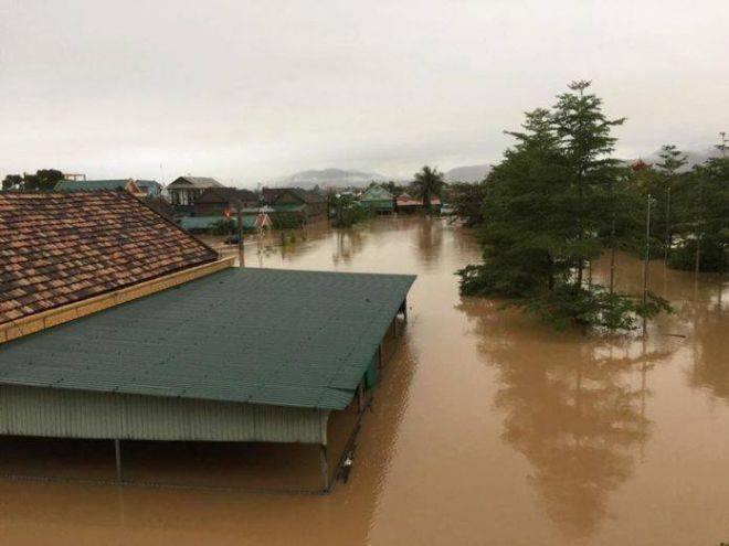 Thông Báo Cức Trợ Lũ Lụt Miền Trung