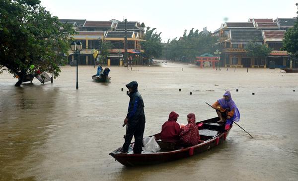 Thông Báo 1 Ủng Hộ Đồng Bào Lũ Lụt tại Miền Trung 2017