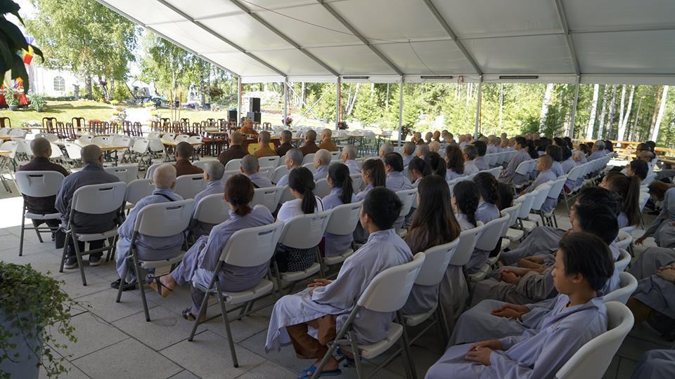 Thông Báo Khoá Tu Học Phật Pháp Kỳ 34 – 2019