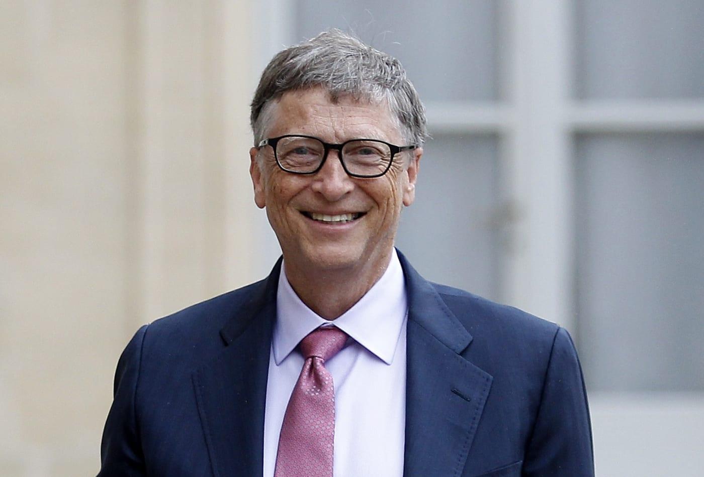 Có Người Hỏi Bill Gates..
