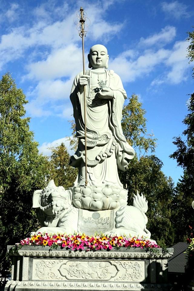 Thông Báo – Lễ Vía Địa Tạng Vương Bồ Tát