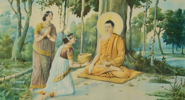 Cúng Dường Phật
