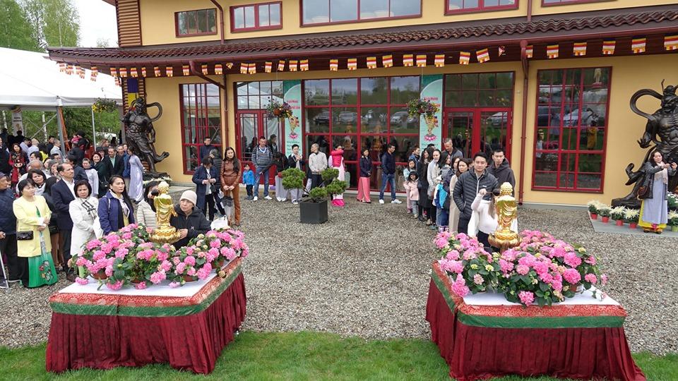 LHĐT – Thư Mời Đại Lễ Phật Đản PL 2564