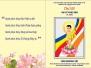 LHĐT- Đại Lễ Phật Đản PL 2562